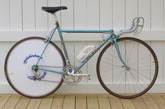 Soviet Takhion TT Bike 1980's.
