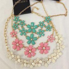 Pretty Necklaces.