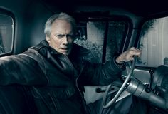 Clint Eastwood by Annie Leibovitz for Vanity Fair.                                                                                                                                                     More