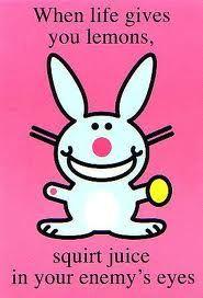happy bunny :)