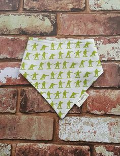 Baby bib Riley Blake fabric baby boy drool bib toy solider