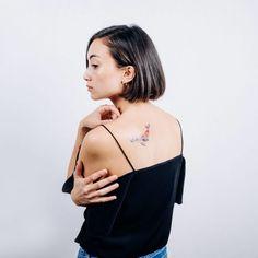55 Beautiful Funny custom temporary tattoos Designs of best collection of custom temporary tattoos ideas for men and women. Henna Tattoos, Love Tattoos, Unique Tattoos, Temp Tattoo, Sternum Tattoo, Airbrush, Tatto Design, Anker Tattoo, Perms