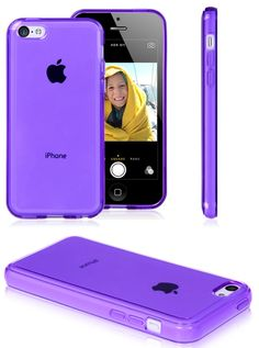 iPhone 5C Protective Transparent Solid TPU Aqua Case Cheap Price High Quality Colorful iPhone 5C Cases $3.49
