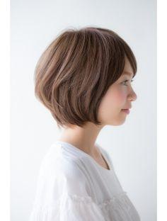 【Ramie】加藤貴大 40代オススメスタイル ショートボブ