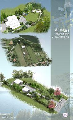 Ślesin | 360º Zieleni Pracownia Architektury Krajobrazu Magdalena Ancińska