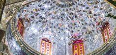 キラキラすぎるイランのモスク!まるで宝石箱のような『シャー・チェラーグ廟』