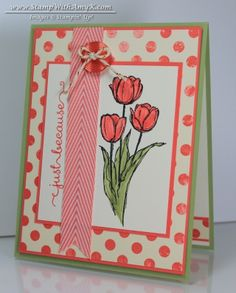 Blessed Easter - Stampin' Up! - Stamp With Amy K