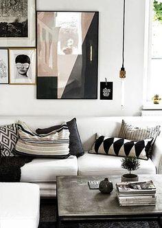 """Decorar bem parece ser fácil, mas os bons profissionais especializados em design/decoração estudam muito!Veja como profissionais podem resolver os """"problemas"""" destes 5 ambientes e quem sabe você usa na sua casa? Todo mundo vai perguntar o nome do designer!"""