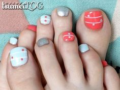 Nice Toe Nails