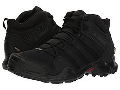 db7a544a11487 adidas Outdoor Terrex Mid GTX(r) Men s Hiking Boots Black Black Black