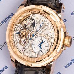 Bovet Amadeo Fleurier 44 Virtuoso White Gold on Watch Agora