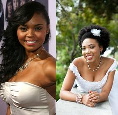 A wedding is a reason for extraordinary delight and festivity. Assembling your look can appear to be overpowering to a bride to be. Here we have many wedding hairstyle ideas for black women 2017 2018.