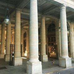 Insta Palais Royal #paris #architecture #archilovers