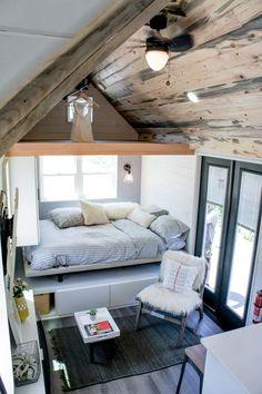 Main Floor Bedroom - Kootenay Country by TruForm Tiny