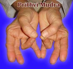 PRITIVI MUDRA Osho, Guided Meditation, Yoga Fitness, Eyes Problems, We Energies, Pressure Points, Peace Of Mind, Yoga Inspiration, Healthy Tips