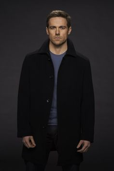 Pin for Later: Orphan Black's Season 2 Pictures Are as Dark and Sexy as the Show  Dylan Bruce as Paul. Source: BBC