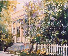Landscape Paintings, Landscapes, Wordpress, Watercolor, Paisajes, Pen And Wash, Scenery, Watercolor Painting, Landscape
