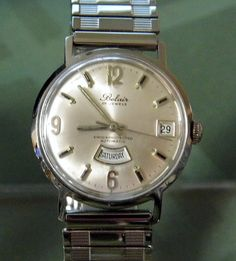 Vintage Belair 25 Jewels Automatic (Self-Winding) Men's Watch.