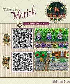 New Leaf QR Paths Only : Photo