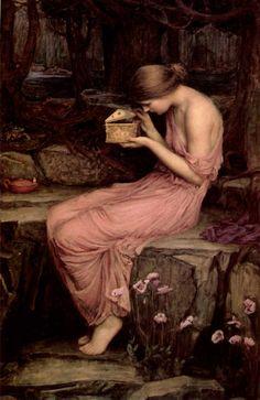 John William Waterhouse #art