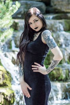 Model: PatriciaAbsinthe Photo: Rick Burney Photography Welcome to Gothic and Amazing  www.gothicandamazing.com