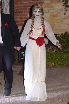 Le costume de Courteney Cox