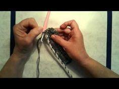 Nylondraad Tas Haken. 1. De ovale tas - YouTube