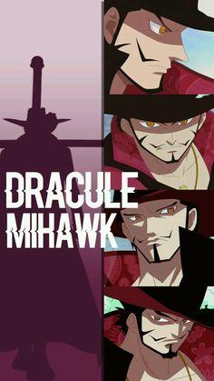 Dracule Mihawk- ONE PIECE