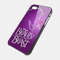 BEAUTY AND THE BEAST for iPhone 4/4s/5/5s/5c, Samsung Galaxy s3/s4 case