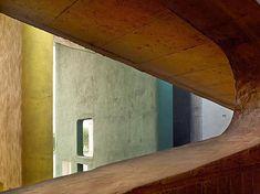 Le Corbusier - Palacio de Justicia, Chandigarh, India, 1956