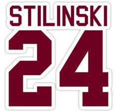 Stilinski Sticker - YESSSS