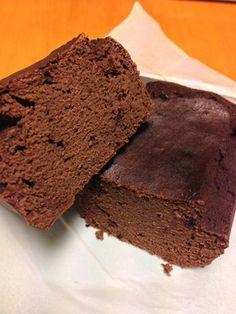 Low-Sugar Moist Okara Cocoa Cake Recipe - Yummy this dish is very delicous. Let's make Low-Sugar Moist Okara Cocoa Cake in your home! Brownie Recipes, Cake Recipes, Dessert Recipes, Low Carb Sweets, Healthy Sweets, Healthy Food, Great Desserts, Vegan Desserts, Posne Torte