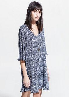 vestido mango #vestido #look #verano #lookverano #mango #lookverano #vestidosverano #vestidos