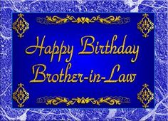 Happy birthday brother in law birthdays anniversaries brother in law birthday quotes m4hsunfo Choice Image