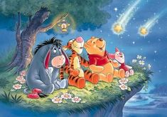 D-108-838 Japan Jigsaw Puzzle Tenyo Disney Winnie the Pooh Piglet
