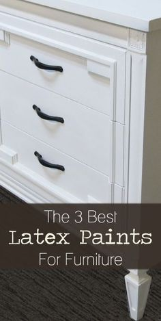 Here are the 5 highest quality latex paints for furniture, based on my research and experience: 1. Pittsburgh Paints – Manor Hall (interior or interior/exterior). Pittsburgh Paints has been around for over 100 years. Their paint is very high quality and Manor Hall is one of their most top of …