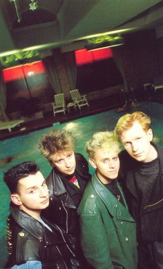 Martin L, Martin Gore, Julian Casablancas, Great Bands, Cool Bands, Jean Michel Jarre, Band Pictures, Dave Gahan, Old Song