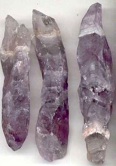 Auralite Crystal Wands