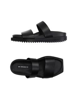 Ann Demeulemeester Women Sandals on YOOX. The best online selection of Sandals Ann Demeulemeester. YOOX exclusive items of Italian and international designers - Secure pa...
