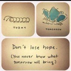 .Today...Tomorrow