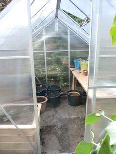 In uw tuin eigen gewassen kweken? De tuinkassen van Bouwmarkttotaal maken dit mogelijk.