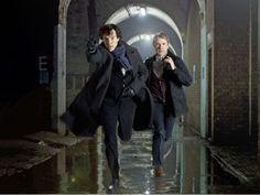 I know I'm a bit late but... Wow, is Sherlock ever a good show. o___o I'm amazed.