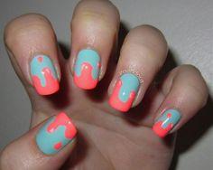 Melting Nails, AWESOME!