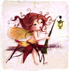 La fée lanterne