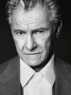 Play in a movie with the most charismatic actor ever  Harvey Keitel for Prada by david Sims