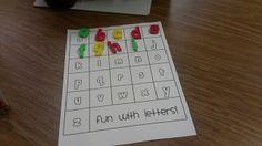 Alphabet Fun!