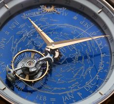 """Jaeger-LeCoultre Master Grande Tradition Grande Complication Watch For 2015 Hands-On - by James Stacey - read more, hear it chime in the video, & see full photo gallery - now on aBlogtoWatch.com """"SIHH is the big show for many brands, which means if a brand like Jaeger-LeCoultre is working on something special, now is when we get to see it. This year, among quite a few wonderful pieces, JLC has shared the 2015 version of their Master Grande Tradition Grande Complication..."""" #SIHHABTW"""