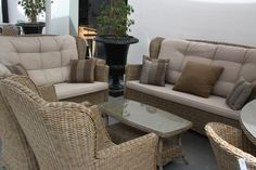 #lounge #loungeset #gardenfurniture #furniture #outdoor #luxury #rattan #wicker #curiosa #portugal #algarve