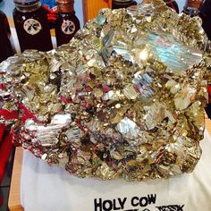 """pyrite Pyrite is """"fools gold""""…richly glimmery, intensely heavy and multifaceted.  It's also quite expensive, though far less expensive than solid gold."""