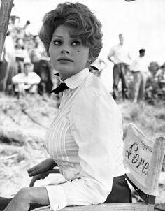"Vintage Glamour Girls: Sophia Loren in "" A Breath of Scandal "" Sophia Loren Images, Classic Actresses, Vintage Glamour, Pin Up Girls, Scandal, Hollywood, Celebrities, People, Photos"